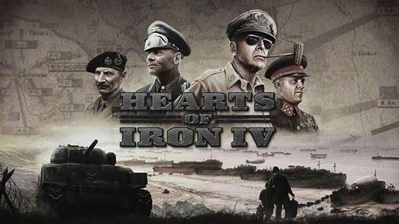 Hearts of Iron IV to gra strategiczna dotycząca okresu II Wojny Światowej. Precyzyjny model dyplomacji oraz zarządzania państwem i armią czyni z tej gry swoisty symulator polityki wojennej