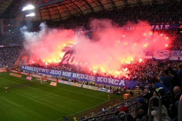 600 tys. zł na wymianę kamer na INEA Stadionie w Poznaniu. Zapłaci miasto