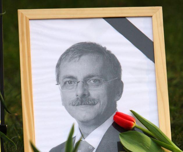 Grzegorz Dolniak zmarł 10 kwietnia 2010 roku w katastrofie smoleńskiej