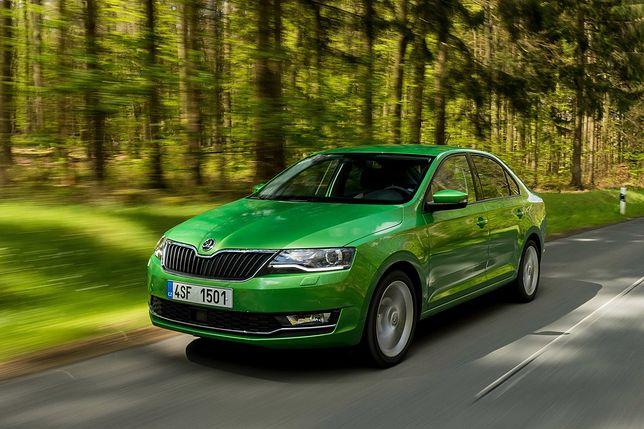 Škoda podała ceny Rapida po liftingu