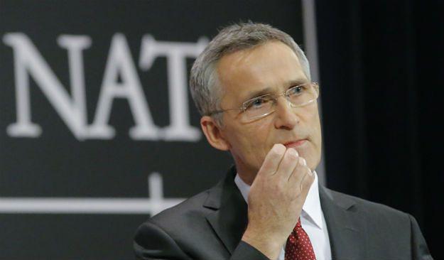 Szef NATO krytykuje Rosję
