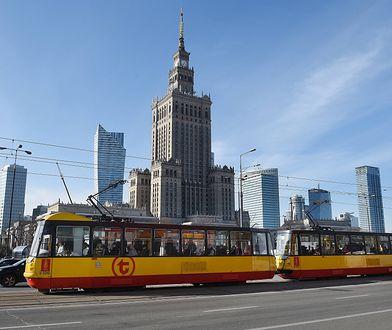 Warszawa. We wtorek zgromadzenia w centrum. Utrudnienia w ruchu