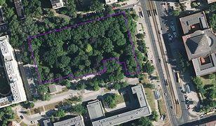 Warszawa. Jak uratować stuletni park przed deweloperem