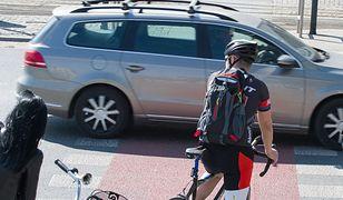 Rowerzysta śmiertelnie potrącił pieszego. Uciekł z miejsca wypadku