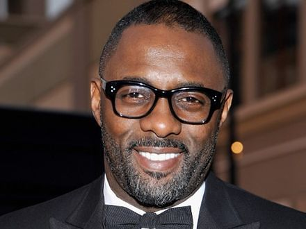 Idris Elba ojcem