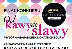 Wybory ambasadorek marki Mokate Cappucino One Cup