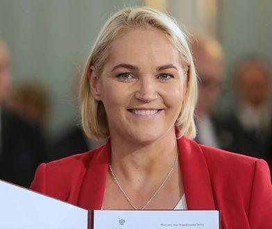 Posłanka i aktorka Dominika Chorosińska