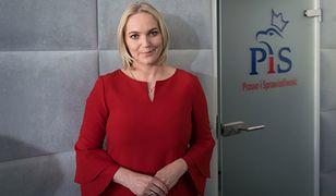 Wybory parlamentarne 2019. Dominika Chorosińska wśród kandydatów PiS
