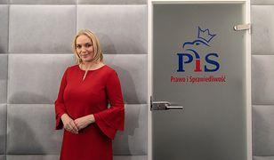 Dominika Chorosińska z PiS