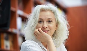 #KobiecaLinia Manuela Gretkowska: Minęły czasy kiedy jedna osoba była niewolnikiem drugiej, w związku i w państwie