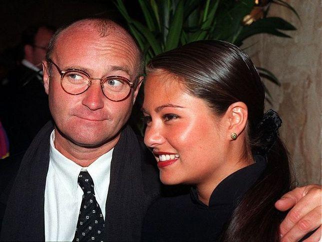 Phil Collins i Orianne Cevey: rozwód kosztował go 47 mln dolarów, teraz do siebie wrócili