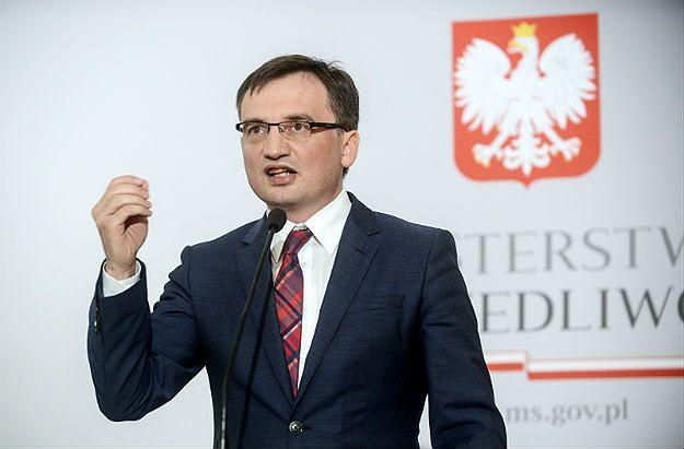 Zbigniew Ziobro pisze do KRRiT i Rady Etyki Mediów ws. materiału w TVN24
