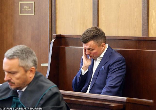 Marek Falenta trzeci raz wnioskuje o ułaskawienie. Ostrzega PiS, daje mu miesiąc