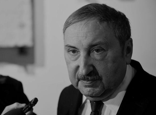 Prof. Bogusław Banaszak nie żyje. Zmarł na zawał serca w samolocie