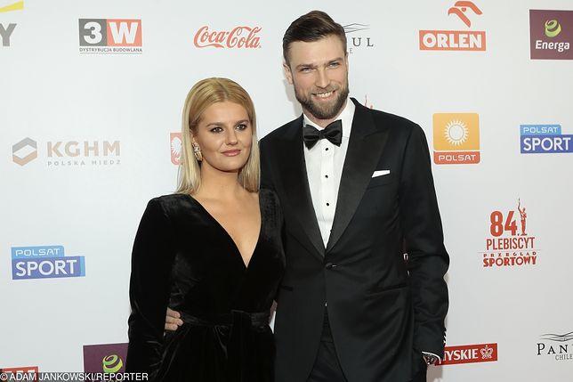 Zofia Zborowska i Andrzej Wrona zaręczyli się. Para planuje ślub