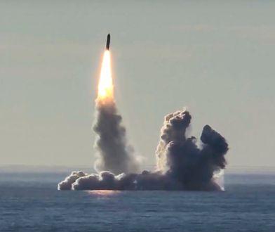 Podczas czerech nieudanych testów zagubiono jedną z rakiet