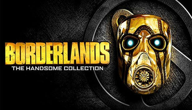 """""""Borderlands: The Handsome Collection"""" w PS Plus"""