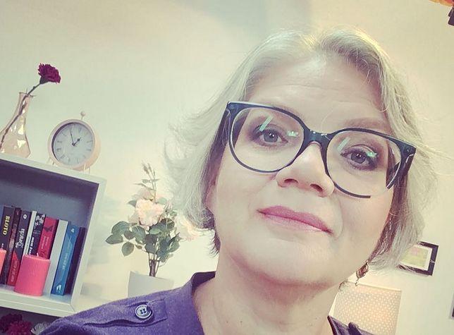 Dorota Zawadzka opowiada jak chorowała na odrę
