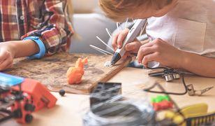 Bardziej kreatywny niż klocki. Długopis 3D nie tylko dla dzieci