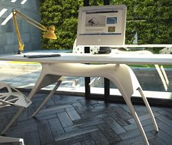 Zamiast tradycyjnego biurka. Czym je zastąpić?
