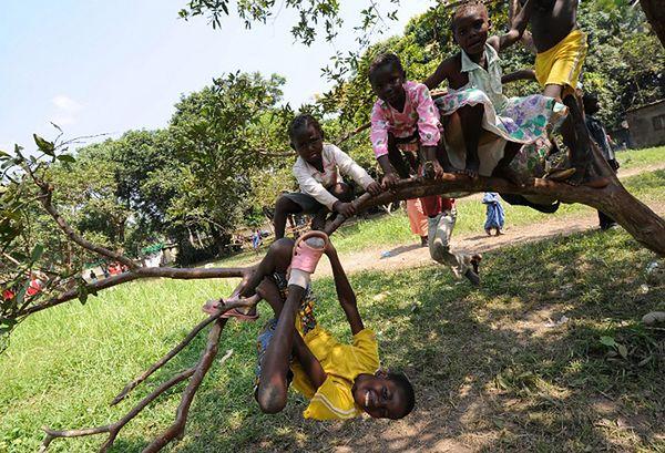 Dzieci w Republice Środkowoafrykańskiej