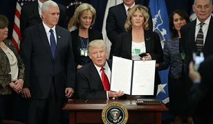 Trump: dekret ograniczający imigrację do USA nie jest wymierzony w muzułmanów