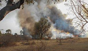 Atak bojowników Boko Haram na nigeryjską wioskę