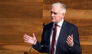 """Jarosław Gowin o języku nienawiści. """"Zdecydowanie częściej używają go wyborcy opozycji"""""""