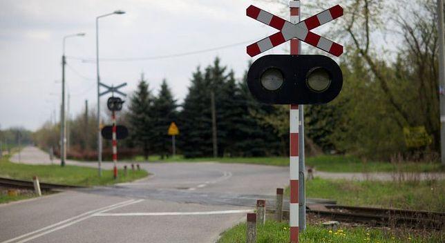 Pasłęk. Wypadek na torach (zdjęcie ilustracyjne)