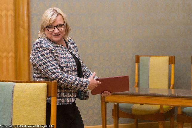 Beata Kempa: możemy mieć problemy z uszczelnianiem granic