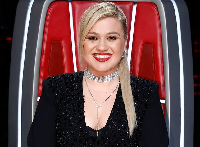 Kelly Clarkson w pełni akceptuje swój wizerunek
