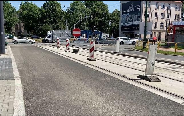 Śląskie. Zakończył się jeden z etapów prac związanych z przebudową ulicy 3 Maja w Chorzowie.