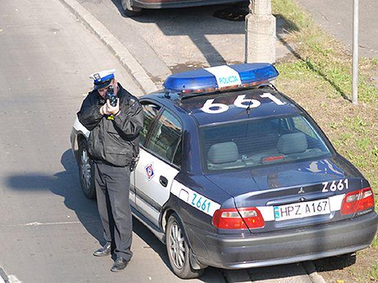 """Polska policja ma coś lepszego od zwykłych """"suszarek"""""""