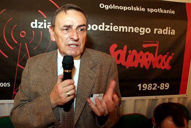 """Pierwsze spotkanie działaczy """"Radia Solidarność"""""""