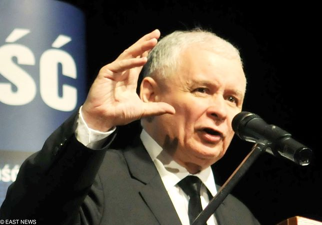 Jarosław Kaczyński zacytował podczas konwencji PiS Agnieszkę Holland