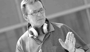 Krzysztof Rogala na planie