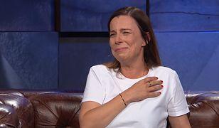 Kuba Wojewódzki: Agata Kulesza prawie popłakała się ze śmiechu