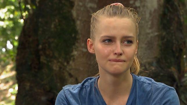 Karolina Pisarek miała łzy w oczach na widok warunków mieszkaniowych tubylców.