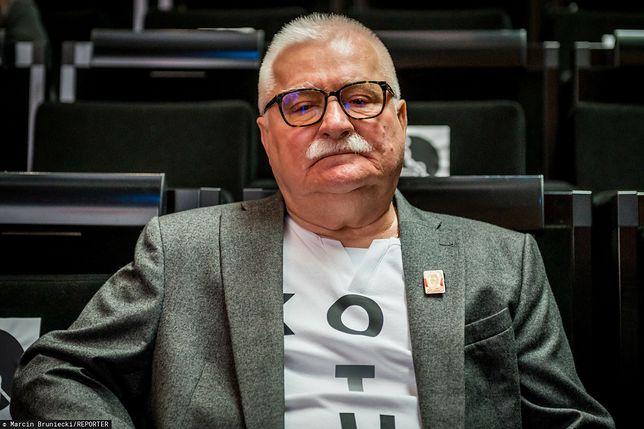 Lech Wałęsa przyjął szczepionkę przeciwko COVID-19