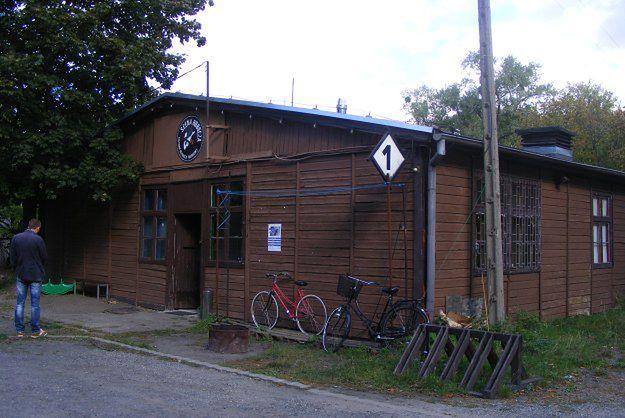 Do tej pory siedzibą Sceny Roboczej był barak przy ul. Grunwaldzkiej.
