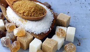 cukier w kryształkach