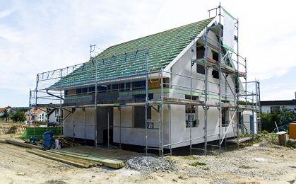 Budowa domu kosztuje tyle, co mieszkanie w Warszawie