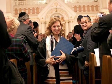 Pierwsza rabinka od 75 lat!