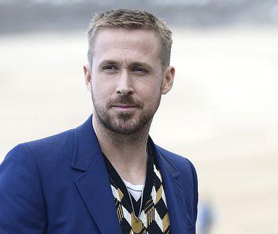 Ryan Gosling na spacerze z córkami. Wyglądają uroczo