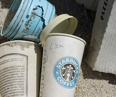 Kawiarnie z papierowymi kubkami są w Polsce mniej popularne niż automaty do kawy