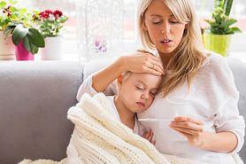 Jak opiekować się chorym dzieckiem, aby samemu nie zachorować?