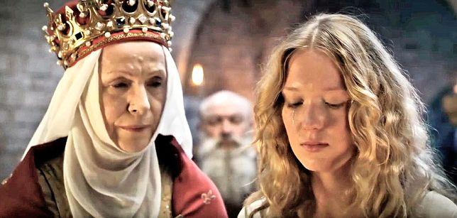 """Ta niechęć w """"Koronie królów"""" nie jest udawana. Halina Łabonarska i Marta Bryla naprawdę się nie lubią"""