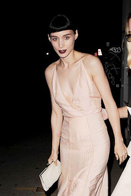 Zoom na styl - Rooney Mara