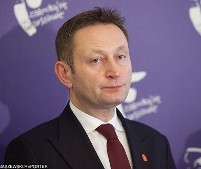 Paweł Rabiej o adopcji dzieci i związkach partnerskich.
