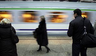 Pociągi dalekobieżne z Warszawy do Białegostoku jadą objazdem przez Legionowo
